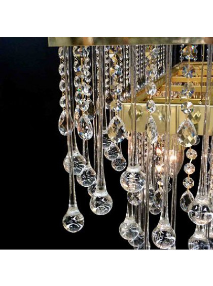 Lustre Drops | RT-102-5-Ouro Vivo