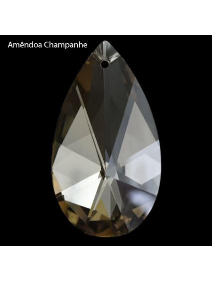 Amêndoa de Cristal Champanhe
