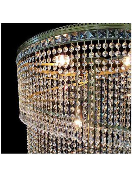 Lustre Galaxy GL-103-7-A Dourado