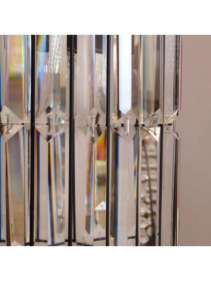 Pendente Aramado com Cristal - PD-123-B | Henrilustres