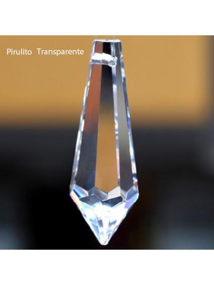 Placa de Cristal Transparente