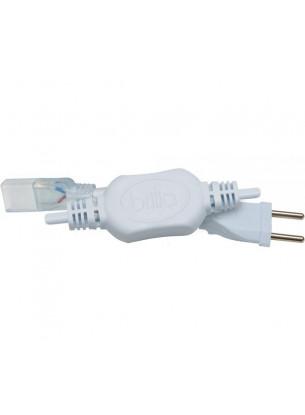 Kit  Plug Conexão Fita Alta Tensão 10W/m