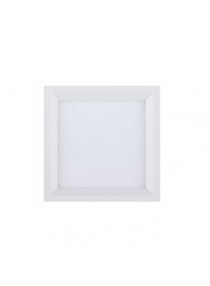 Painel de LED Recuado Quadrado de Embutir
