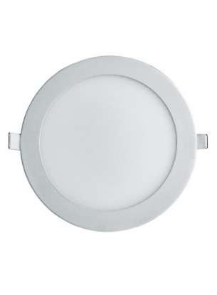 Painel de LED Redondo Downlight 18W