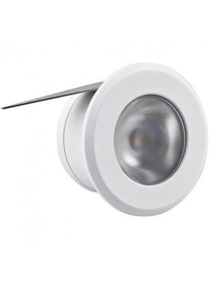 Luminária de Embutir Redonda