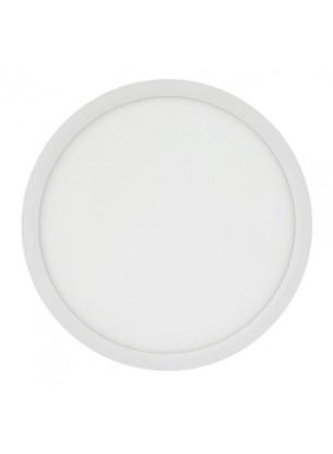 Painel de LED de Sobrepor Redondo