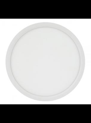 Painel de LED de Embutir Redondo