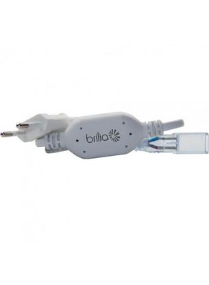 Kit  Plug Conexão Fita Alta Tensão 14,4W/m