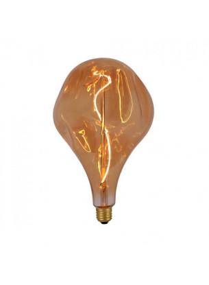 Lâmpada Assimétrica Âmbar D160 4W 1,8K