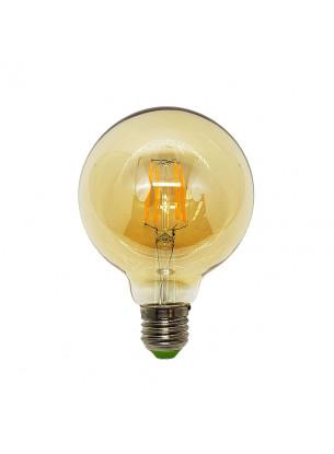 Lâmpada Vintage Balloon Pequena - Filamento LED