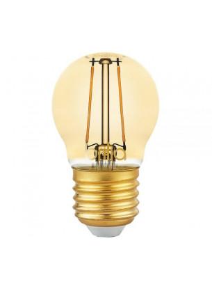 Lâmpada Mini Bulbo Filamento Vintage 2,5W